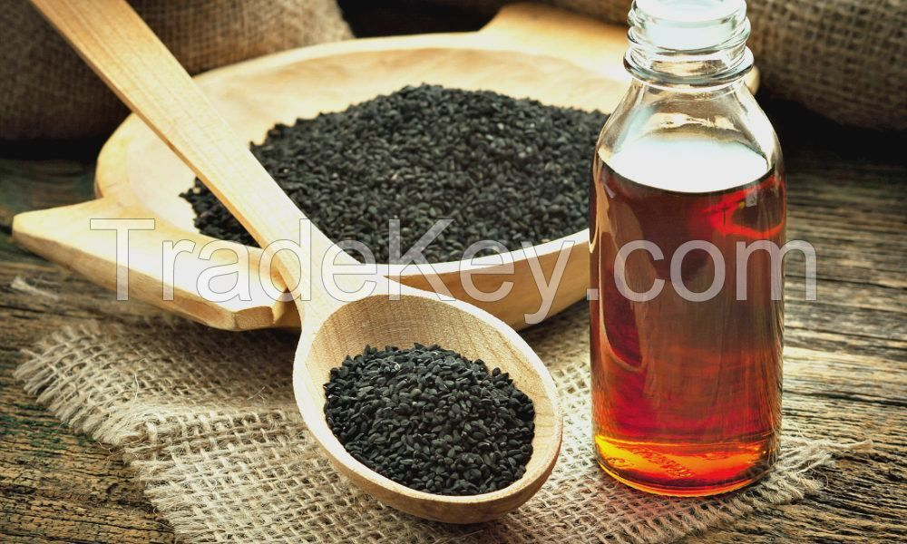 Black Cumin seed Oil, Nigella Sativa oil