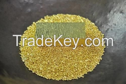 Gold Nuggets For Sale. 99.99%
