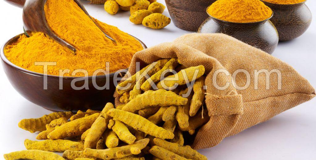 High Quality Turmeric Ground/Turmeric Powder/Yellow Turmeric Finger