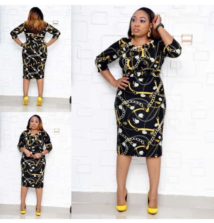 Fashion Dress for Fat Women Casual Dresses Fat Dress