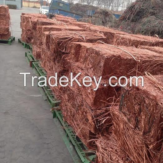 Premium quality Copper Wire Scrap Offer