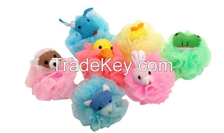 Sell Hotselling Animal Bath Sponge, Body Sponge for Baby