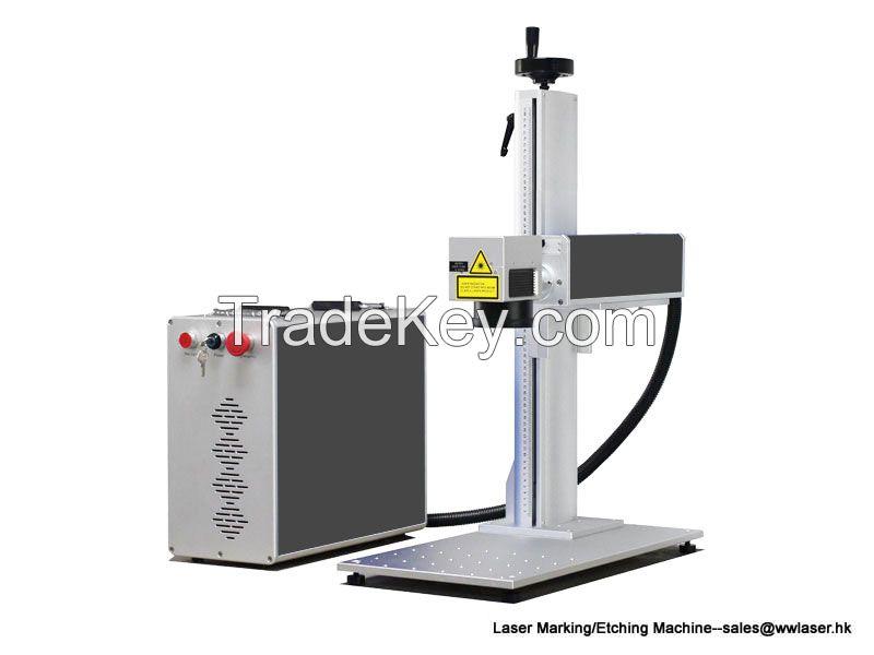 New Affordable Fiber Laser Marking Machine