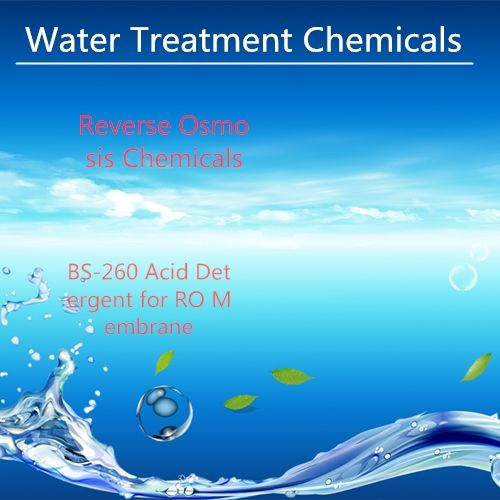 Sell BS-260 Acid Detergent for RO Membrane