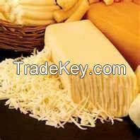 Mozzarella cheese / Gouda Cheese / Cheddar Cheese