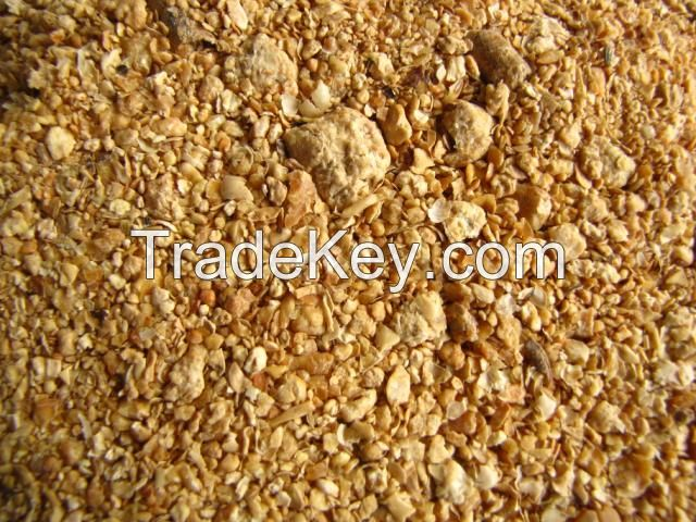 Soybean Meal, Fish meal