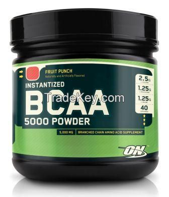 Sports supplement of advanced nutrients instant flavored BCAA