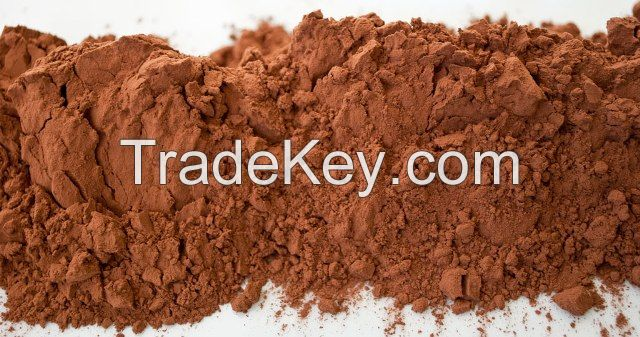 Natural Cocoa Powder .