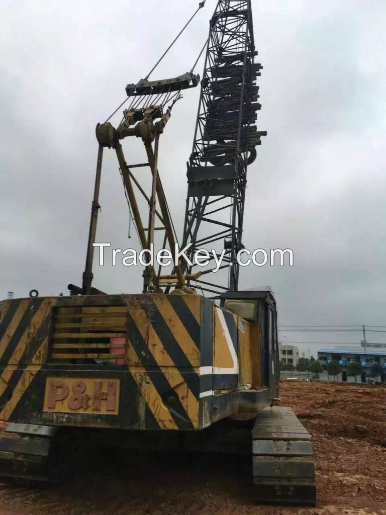 Sell Used 45T (Crawler Crane) GOOD CONDITION