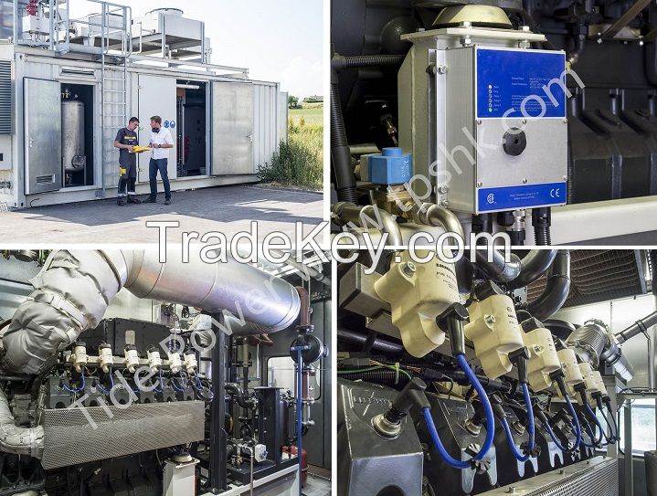 Sell gas generator sets