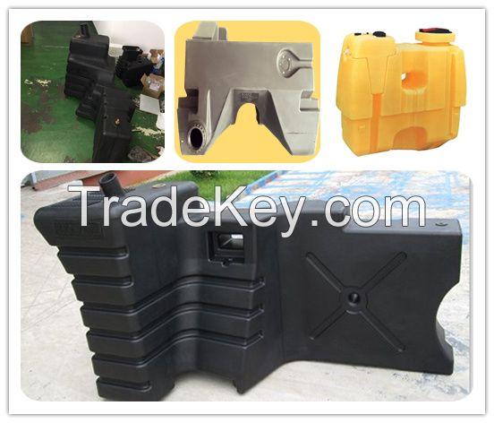 Rotomolded petrol tank aluminum mould plastic fuel tank/ gasoline tank