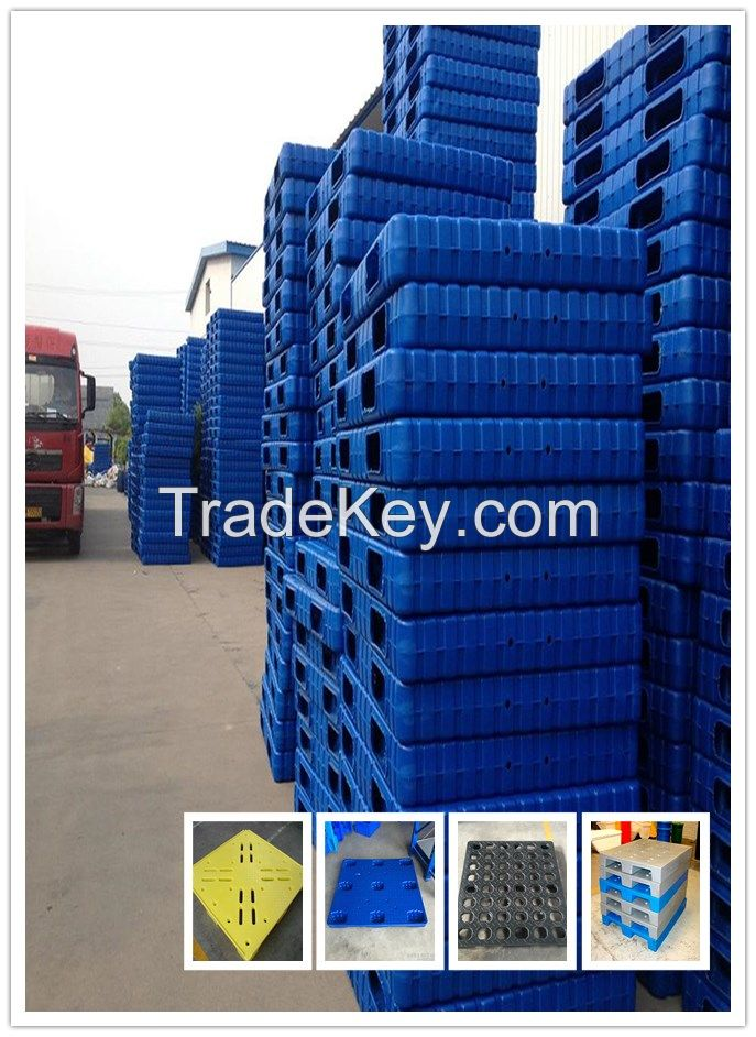 Rotomolded customized hot sale plastic pallets/ rotomolded tray molds