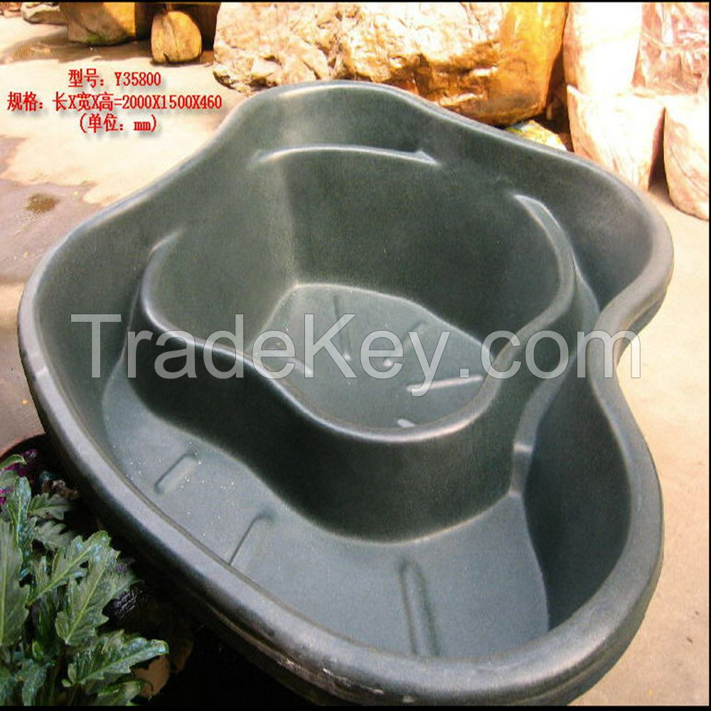 OEM rotomolding plastic water tank/ water pool/ water sink/ water cistern