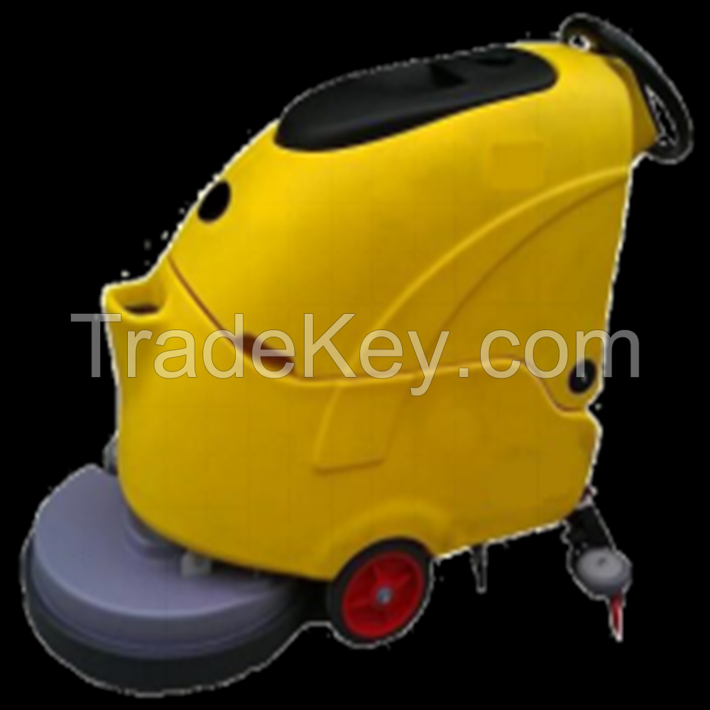 customized rotomolding cleaning machine/plastic floor scrubber machine