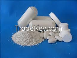 Calcium Hypochlorite 65, 70 Granular for Water Disinfection