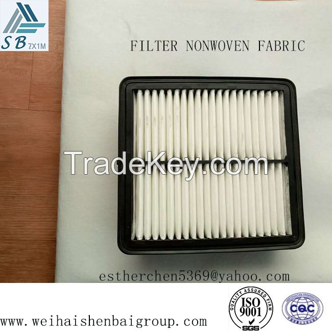 0.5 Discount whsha250 Air filter nonwoven fabric