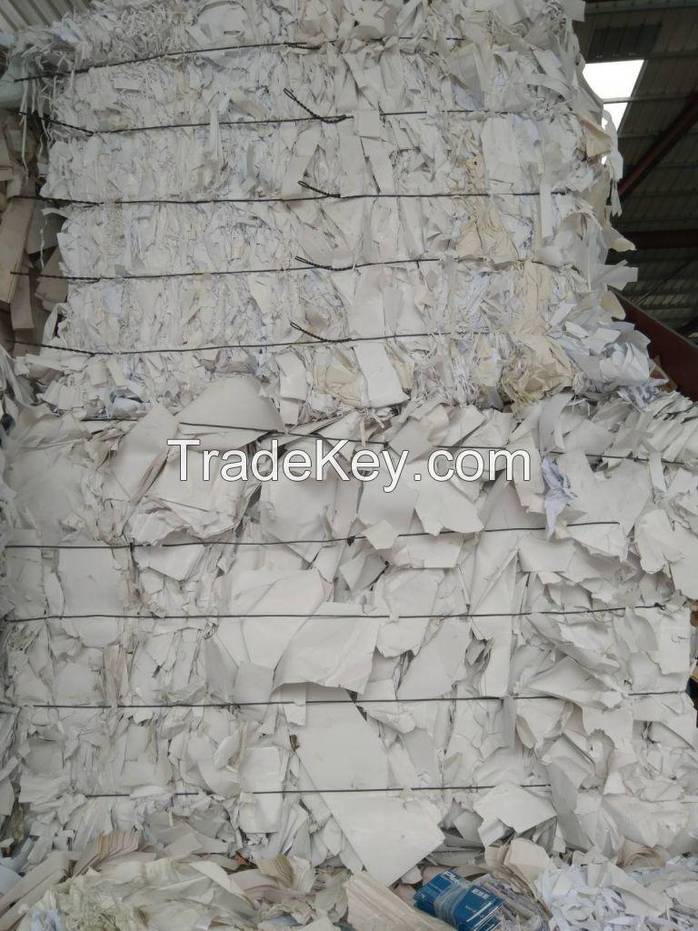 Hard white shavings Recycling
