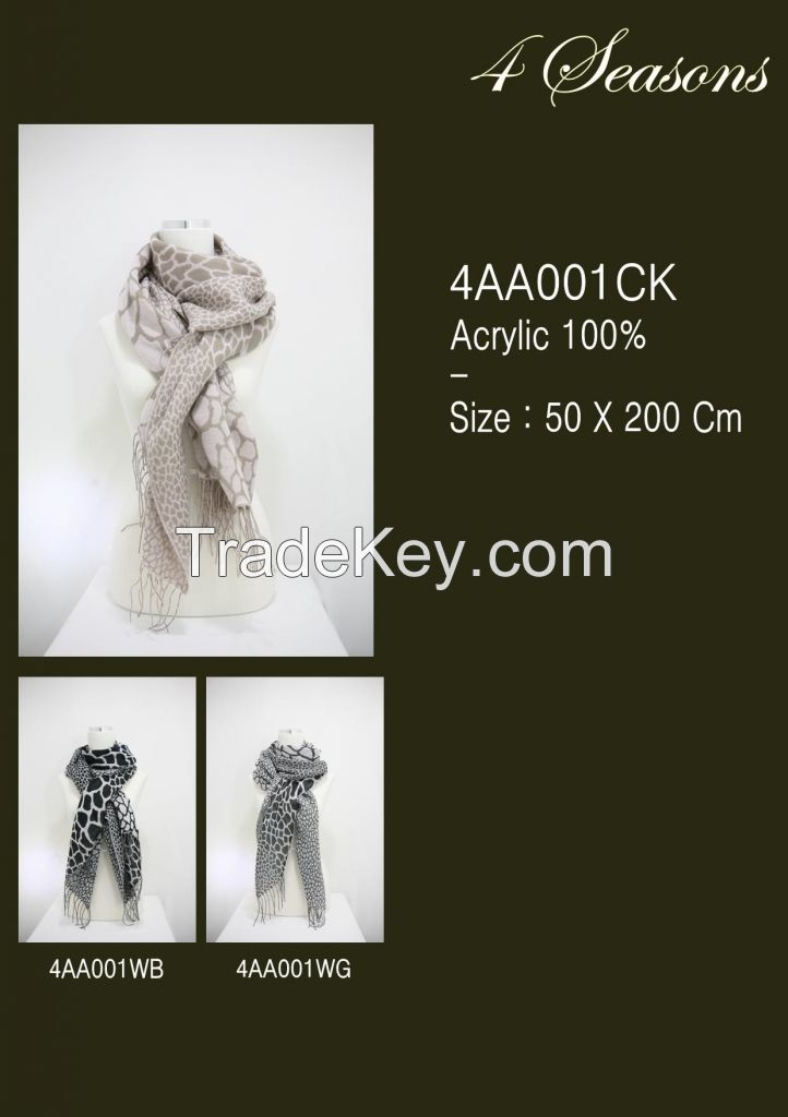 DAIN Scarves from South Korea P4