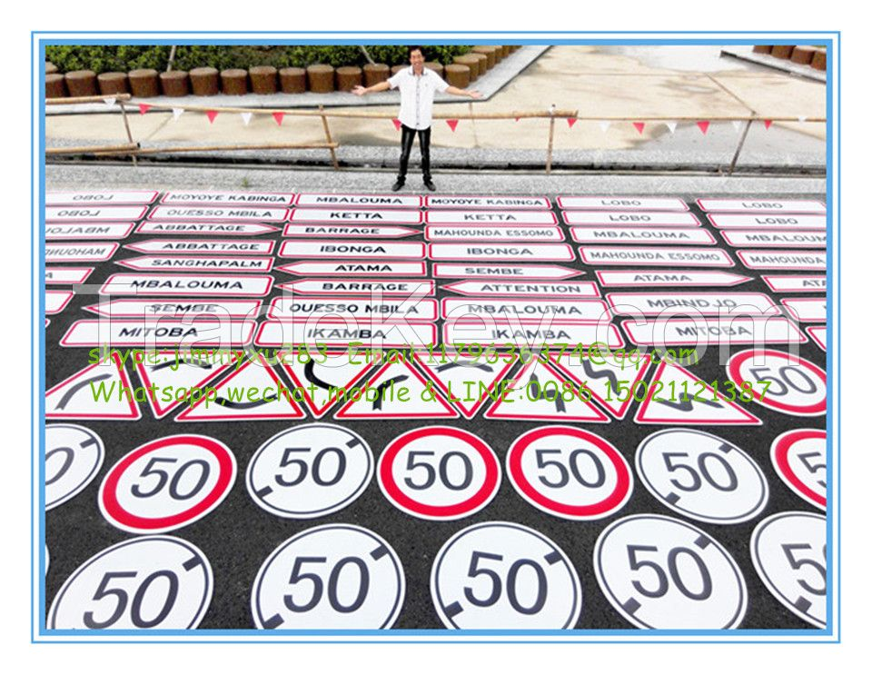 reflective road traffic signs, reflective road traffic signals China factory