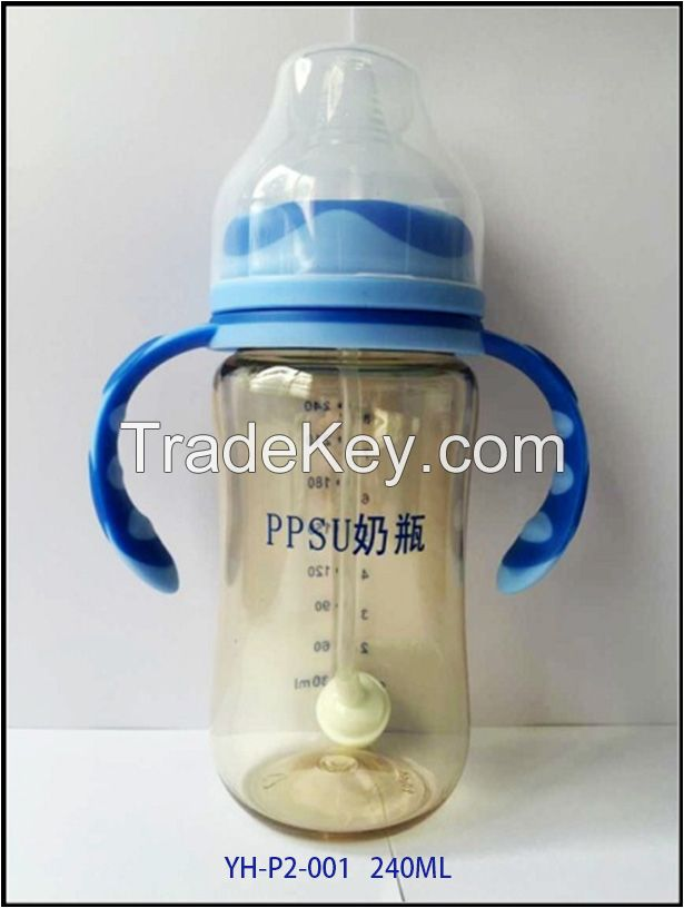 Baby feeder, feeding bottle, high quality baby bottle, PPSU material