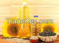 Sunflower Oil ( Refined & Crude) Best Quality, Used Cooking Oil for Sale