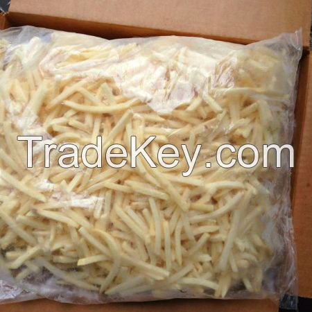 Frozen potatoes french fries For Sale