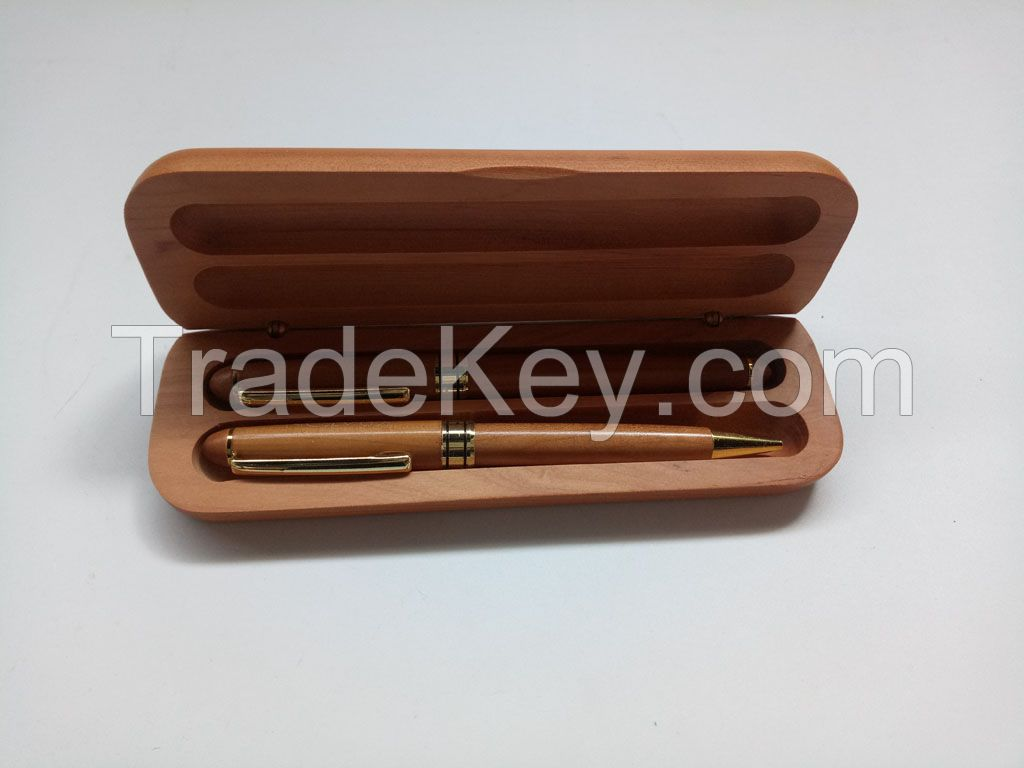 good quality wooden ball pen