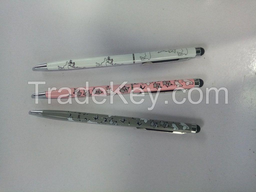 stylus touch screen ball pen