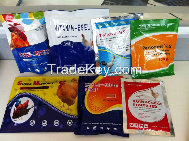 Growth promoter feed additive poultry medicine