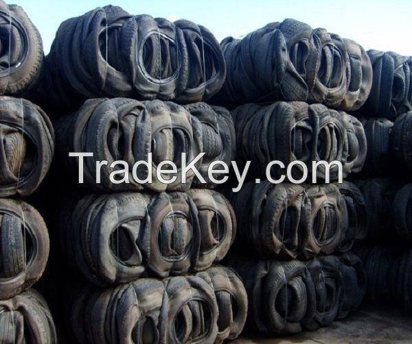 kuwait scrap tyres, scrap baled tyres, used truck tyres, scrap car tyres