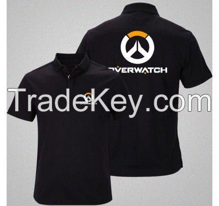 custom logo best quality polo shirts/ promotional poloshirts