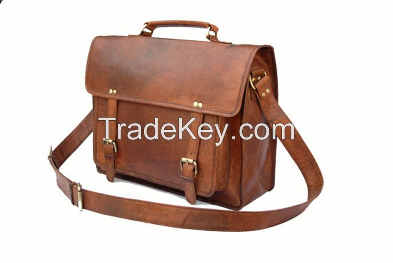 high quality genuine leather ladies laptop bag women business bag leather briefcase