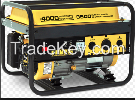 Portable  and Industrial Generators