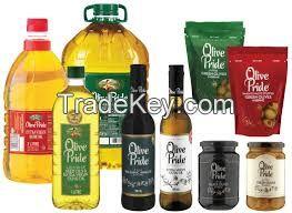 PURE ORGANIC VIRGIN OLIVE OIL 250ML