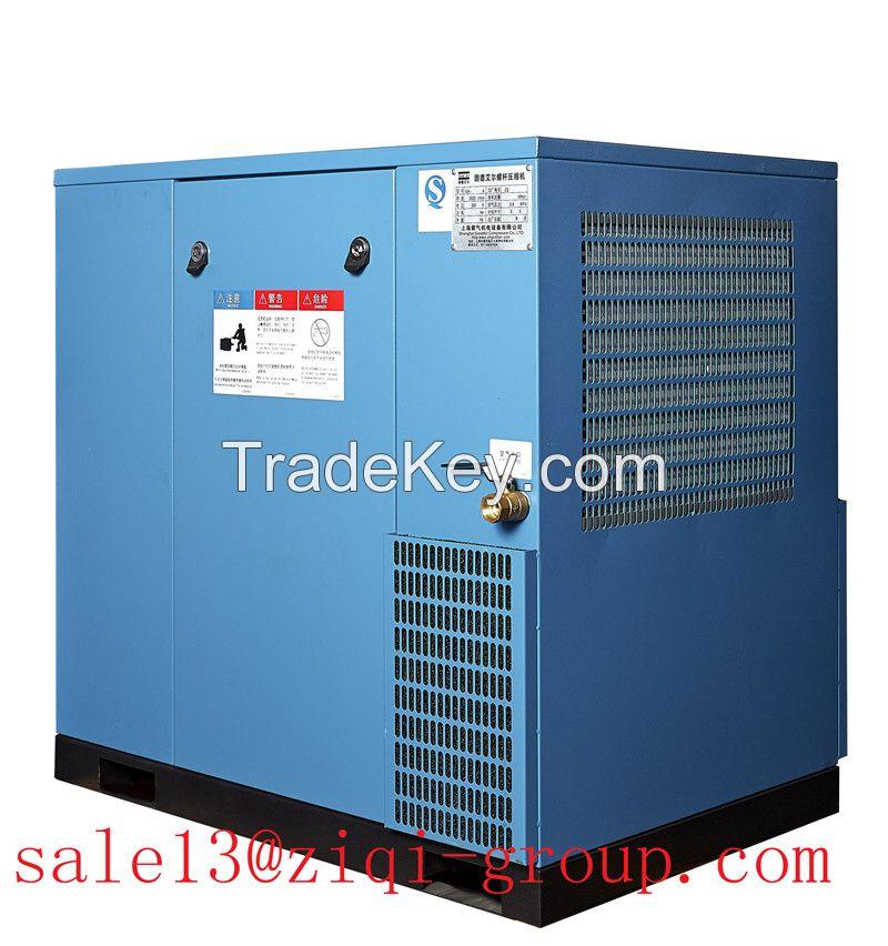 Electric Power Industrial Compressor 3.7KW 5.5KW 7.5KW 11KW 15KW 18.5KW 22KW 30KW 37KW 45KW Screw Ai