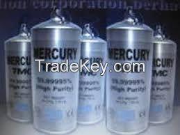 Red Mercury, Silver Mercury