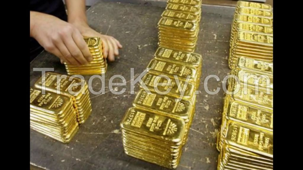 High Purity Gold/Bars For Sell at Affordable prices.