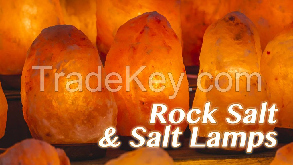 Natural Himalayan Salt Lamp, Himalayan lamp, Salt lamps