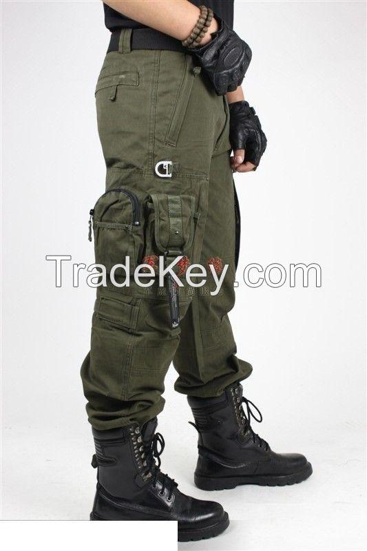 Cargo Trouser/ Working Trouser/ Men's Cotton Trouser/ Hunting Trouser