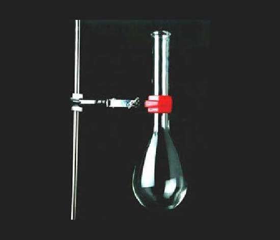 Lab Glassware Round Bottom Nitrogen Kjeldahl glass flask with Long Neck
