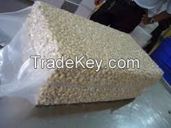 raw cashew nuts/processed