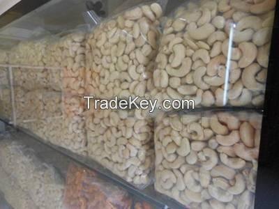 Raw Cashew nuts/macadamia nuts/pistachio nuts/walnuts