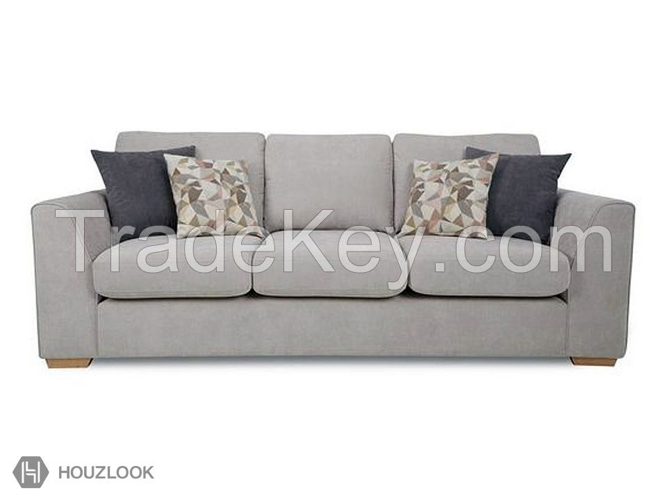 Genesis 3 Seater Fabric Sofa online