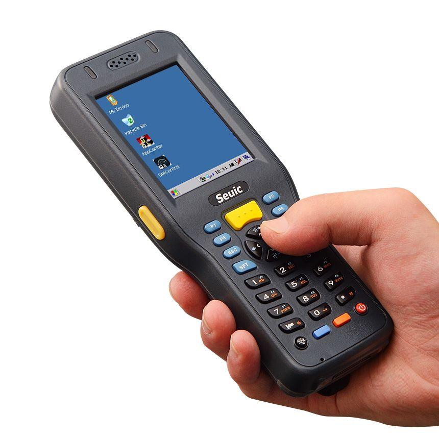 Handheld logistic express industrial pda terminal
