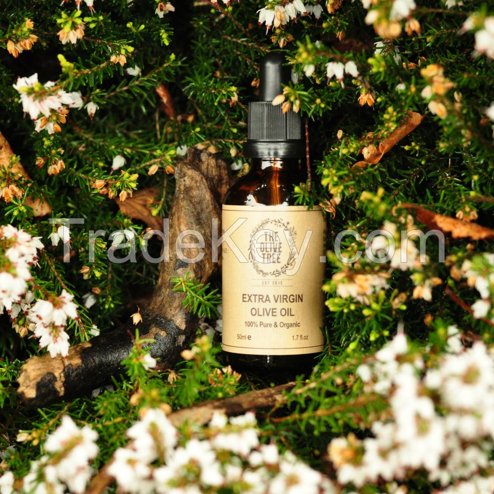 100% Pure & Organic Extra Virgin Olive Body Massage Oil