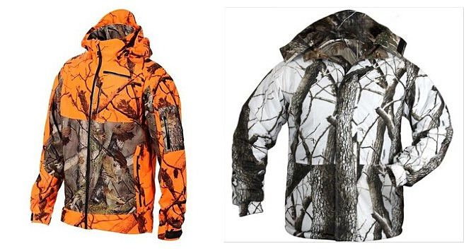 Sport jacket for hunting