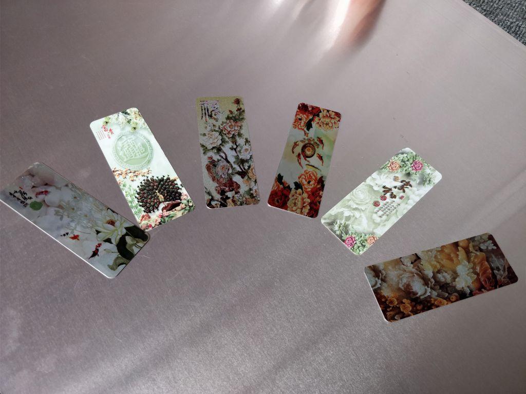 Customized Metal Bookmarks