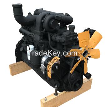 Diesel engine D-260 for tractor MTZ-1221