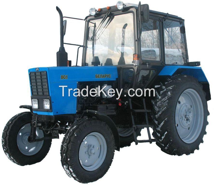 Tractor MTZ-80 (Belarus MTZ-80)