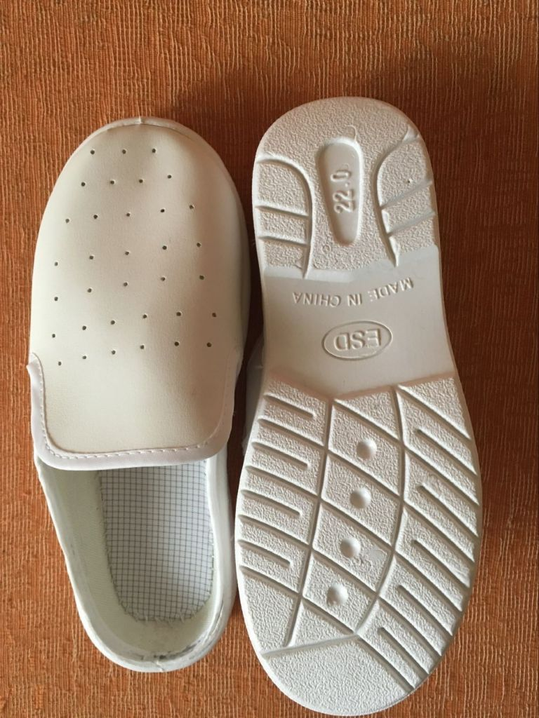 Comfortable ESD Slipper Shoes, Anti-static cleanroom ESD Slipper